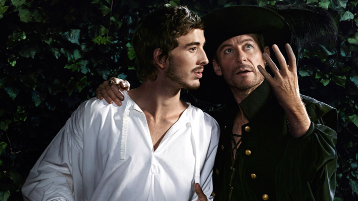 ... serve as a review of Cyrano , as well as an introduction to Roxanne