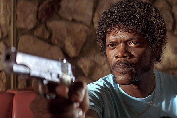 Jheri Pulp -Fiction -Samuel LJackson