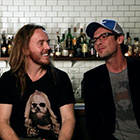 Video: Interview with Ewen, Tim & Toby