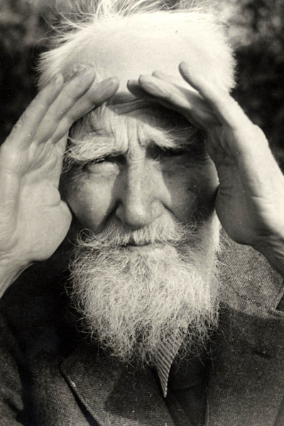 geroge bernard shaw essay George bernard shaw was born on july 26, 1856, in dublin, ireland his mother eventually left his father, who was an unsuccessful merchant, to teach singing lessons in london at the age of twenty, shaw left dublin for london, where he wrote five novels.