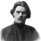 Podcast: On Maxim Gorky