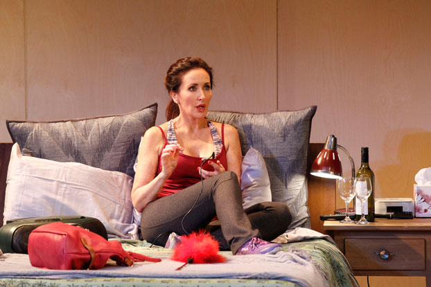 Jumpy by April de Angelis at Sydney Theatre Company. Photo by Jeff Busby.