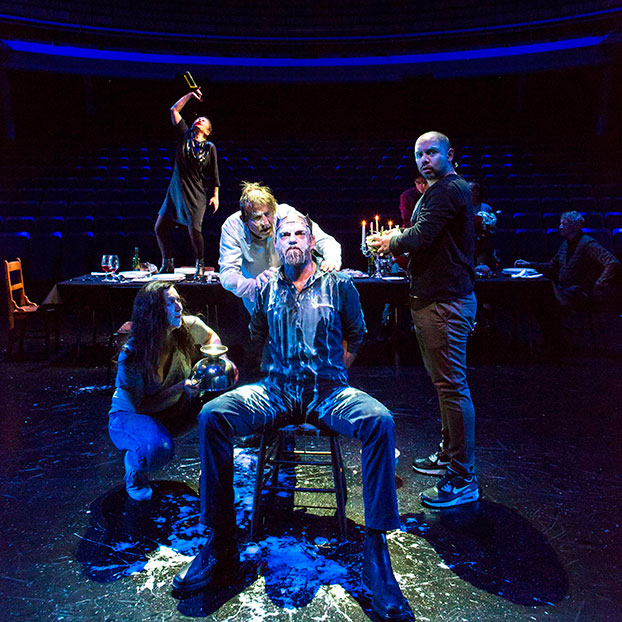 Sydney Theatre Company, Macbeth. Photo: Brett Boardman.