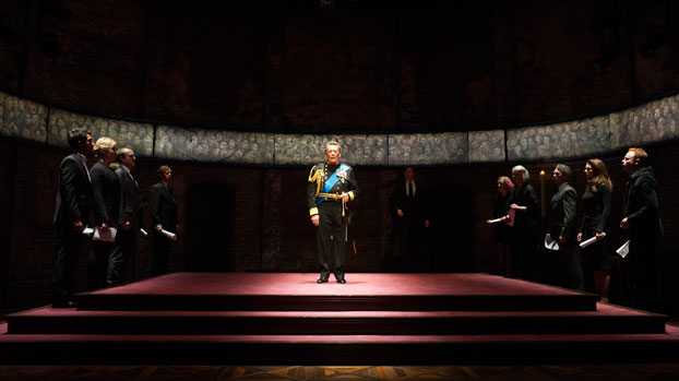 King Charles III. Photo by Hubert Smith