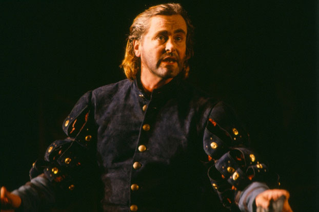 John Howard in STC's Much Ado About Nothing, 1992.  Photo: Robert McFarlane ©