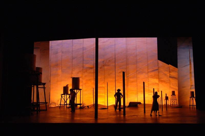 STC's Summer Rain, 2005.  Photo: James Morgan ©