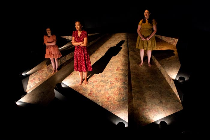 Example Of An Essay Paper Airlie Dodds Paula Arundell And Shari Sebbens In The Bleeding Tree Photo  Brett Boardman What Is Thesis In Essay also Sample Of Synthesis Essay Essay Reading The Bleeding Tree  Sydney Theatre Company Thesis Statement For Education Essay