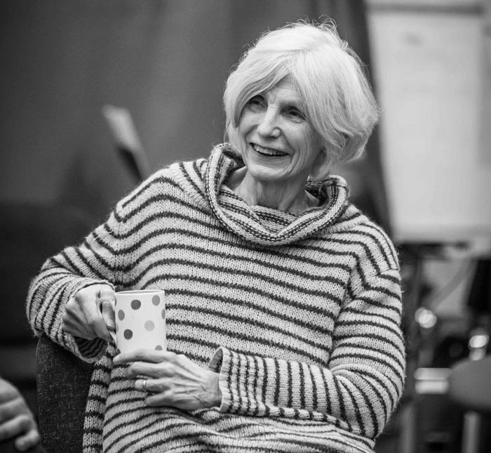 Caryl Churchill (Photo: Marc Brenner)