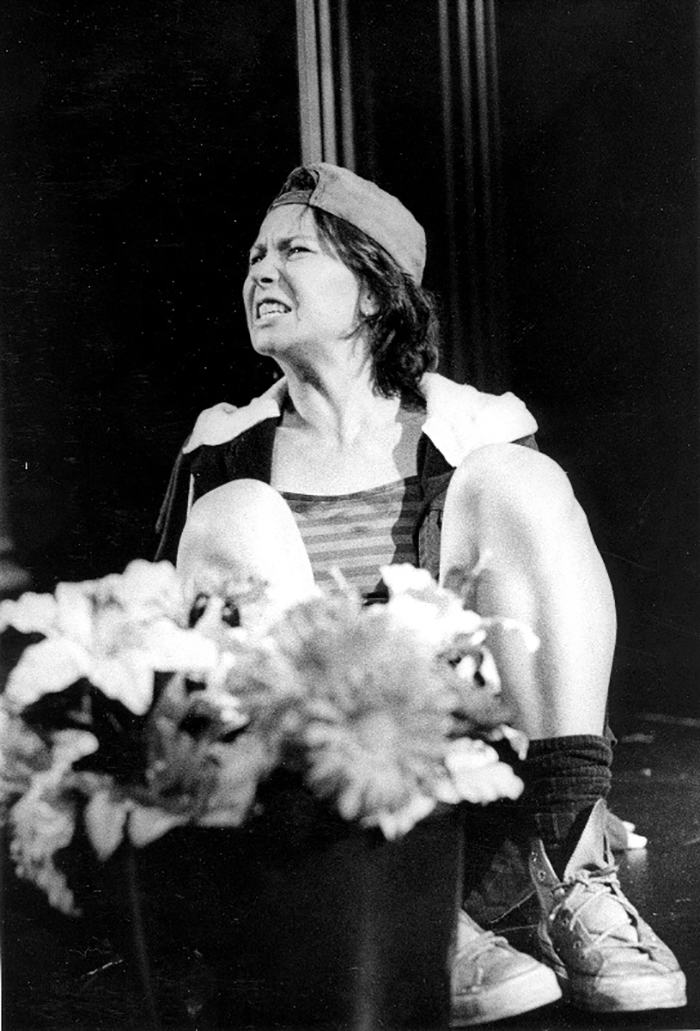 Anita Hegh in Pygmalion, 1997 (Photo: Tracey Schramm)