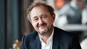Q&A: Andrew Upton on Three Sisters