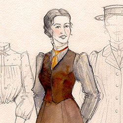 Renée Mulder on the period costumes of The Torrents